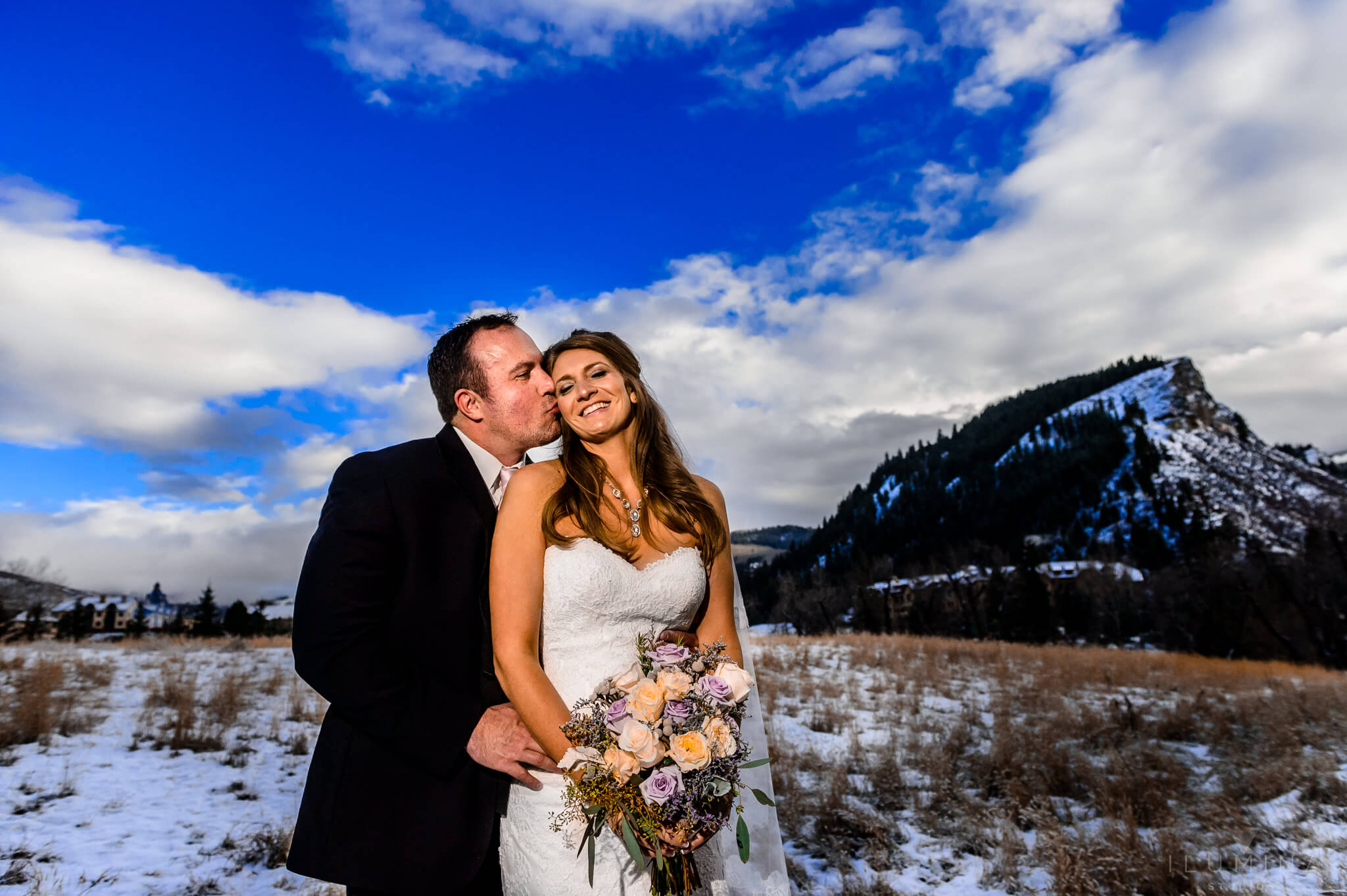 Vail Colorado Wedding Photo